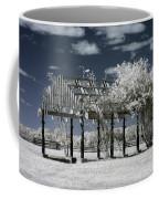 Arbor In Petersburg National Battlefield Coffee Mug