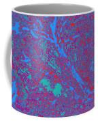 Arboreal Plateau 18 Coffee Mug