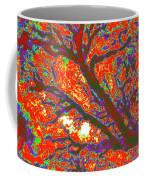 Arboreal Plateau 44 Coffee Mug