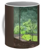 Arboretum Path Coffee Mug