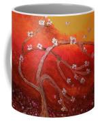 Arbres En Fleur Coffee Mug