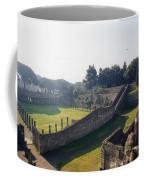 Arcaded Court Of The Gladiators Pompeii Coffee Mug