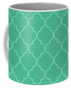 Arcadia Quatrefoil Coffee Mug