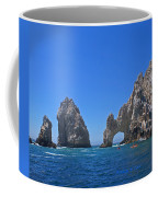 Arch At Cabo San Lucas Coffee Mug