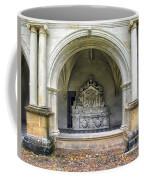 Arch At Fontevraud Abbey  Coffee Mug