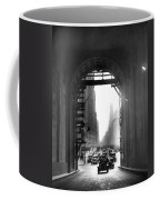 Arch At Grand Central Station Coffee Mug