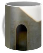 Arch In Shadow Coffee Mug by Dave Bowman