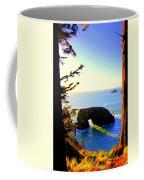 Arch Rock Reflection Coffee Mug