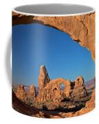 Arch Though An Arch Coffee Mug