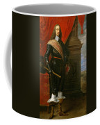 Archduke Leopold Wilhelm With The Siege Of Gravelingen Coffee Mug
