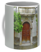 Arched Door Cadiz Coffee Mug