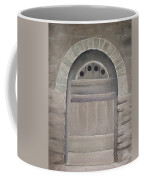 Arched Doorway By Kim Chernecky Coffee Mug