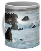 Arched Rock Wave Break Coffee Mug
