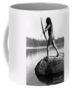 Archery: Nootka Indian Coffee Mug