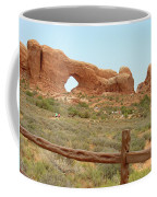 Arches Formation 35 Coffee Mug