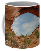 Arches Formation 38 Coffee Mug