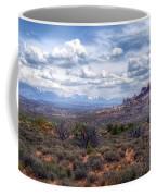 Arches Landscape Coffee Mug