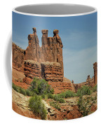 Arches National Park 3 Coffee Mug