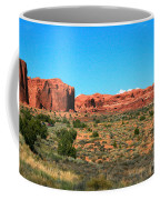 Arches National Park In Moab, Utah Coffee Mug