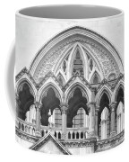 Arches Over The Court Coffee Mug