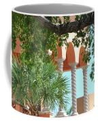 Arches Thru The Trees Coffee Mug