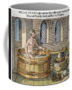 Archimedes Coffee Mug