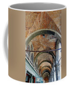 Architectural Ceiling Of The Building Owned By The Rialto Market In Venice, Italy Coffee Mug