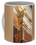 Architectural Detail At Bodie 1 Coffee Mug
