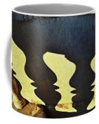 Architectural Shadows Coffee Mug