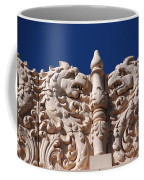 Architecture At The Lensic Theater In Santa Fe Coffee Mug
