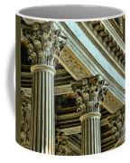 Architecture Columns Palace King Louis Xiv Versailles  Coffee Mug