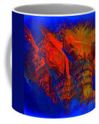 Architecture Detail  Amber Fort Palace India Rajasthan Jaipur Abstract Square 1a Coffee Mug