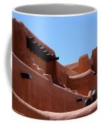 Architecture In Santa Fe Coffee Mug