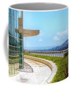 Architecture J. Paul Getty Museum California  Coffee Mug
