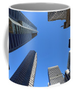 Architecture Tall Color Buildings Coffee Mug