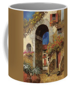 Arco Al Buio Coffee Mug by Guido Borelli