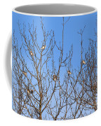 Arctic Buntings Coffee Mug