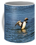 Arctic Loon Coffee Mug