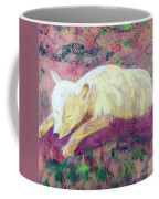 Arctic Wolf Coffee Mug