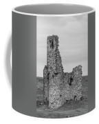 Ardvrek Castle 0945 Bw Coffee Mug
