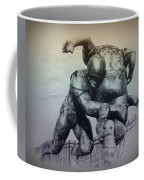 Are You Ready For Some Football Coffee Mug by Bill Cannon