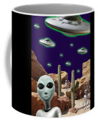 Area 51 Coffee Mug