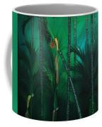 Areca Plam Coffee Mug