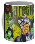 Aretha Coffee Mug