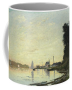 Argenteuil In Late Afternoon Coffee Mug
