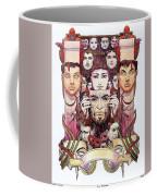 Aria Personae Micheal Kaluta Coffee Mug