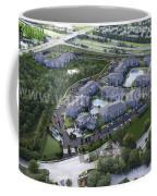 Arial View Exterior Rendering Design Ideas Coffee Mug