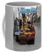 Arica Chile Fruit Stand Coffee Mug