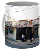 Arica Chile Street Corner Coffee Mug