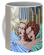 Arielle And Gabrielle Coffee Mug